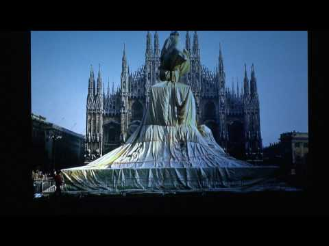 NYT Art for tomorrow 2017: Christo and Jeanne-Claude - Reimagining the Public Realm