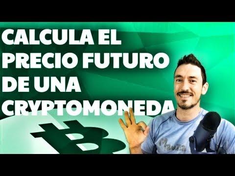 ¡CALCULA EL PRECIO FUTURO DE UNA CRYPTOMONEDA!