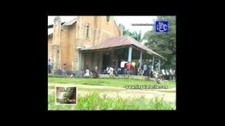 EQUATEUR MAKANZA 2èm EGLISE DE LA RDC EN PITEUX ETAT IL FAUT FAIRE QUELQUE CHOSE