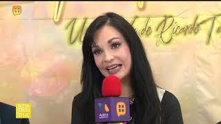 Ana Patricia sustituyó a Edith González YouTube Videos