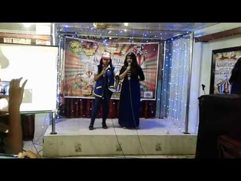AnimeCon 2016 Dhaka, Karaoke: Masayumi chasing (By Sreya And Mim)