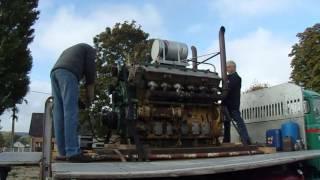 Moteur de locomotive (Micheline)