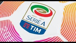 чемпионат Италии 2016-2017 Обзор матчей 33-й тур