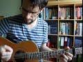 Goodbye - Roy Harper (cover + guitar tutorial)