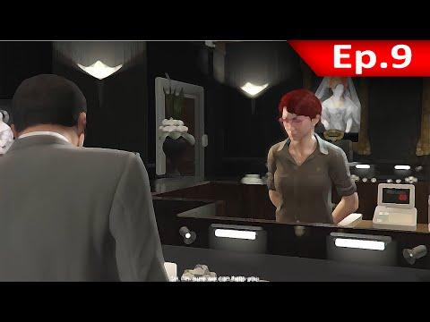 Tackle⁴⁸²⁶ GTA V #9 - สืบความปลอดภัยของร้าน เพชรพลอย