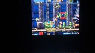 Metal Slug 7: NDS Gameplay 2013