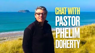 Livestream with Pastor Phelim Doherty