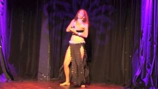 Angelique dances El Sultana