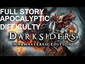 DARKSIDERS WARMASTERED EDITION APOCALYPTIC DIFFICULTY ENTIRE STORY | PS4PRO 1080p/60FPS