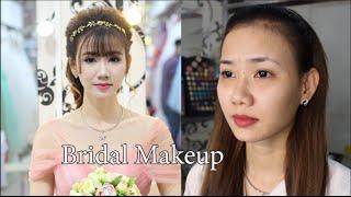 Hướng dẫn trang điểm cô dâu tự tin trong ngày cưới / Bridal makeup
