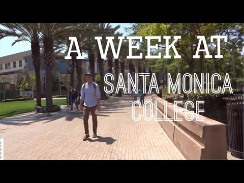 Santa Monica College school week