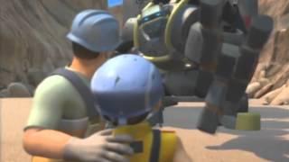 Марти - железный мальчик (1-серия) - [Легендарный кулак]