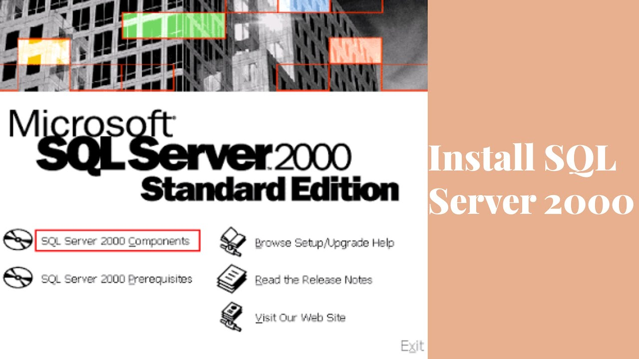 Software Computers/tablets & Networking Microsoft Sql Server 2000 Developer Edition