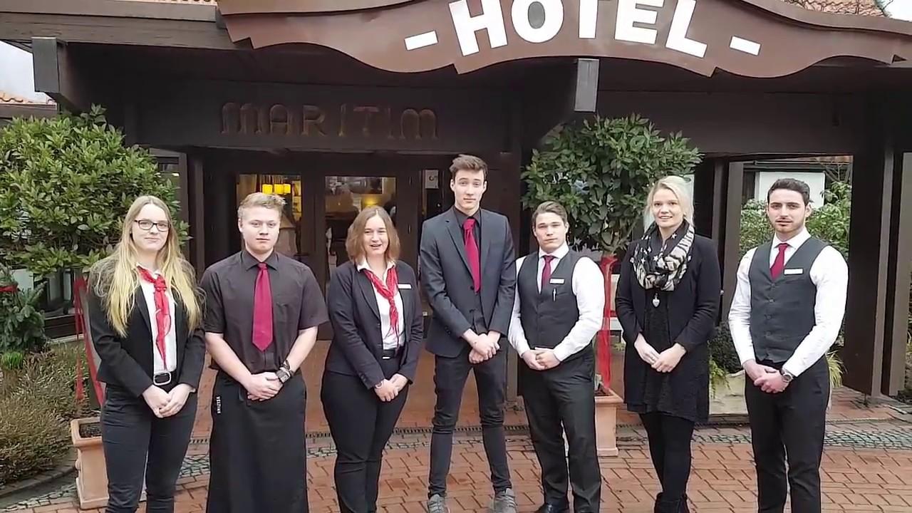 KOSTbar Hellweg - Ausbildung im Maritim Hotel Schnitterhof ...