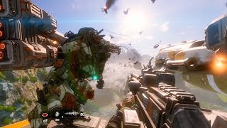 Titanfall 2 Part 16 Take Control of the Malta Ship 4k UHD 2160p