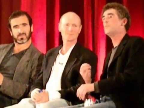 Steve Evets & Eric Cantona Looking For Eric Q & A at Ritzy Brixton