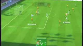 FIFA 10: Wii Gameplay