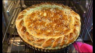 Chicken Bread Pie - Bread Pie Easy Steps