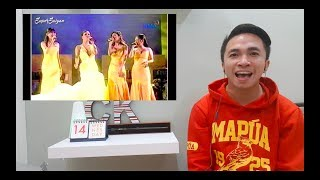 Sarah G, Kyla, Sheryn & Regine | Vocal Showdown | And I'm Telling You | Reaction by CK Reyes
