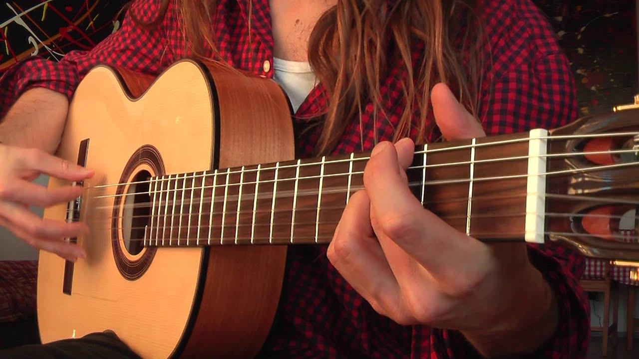 Flamenco Bulerias Guitar Chords Vito Gaarin Youtube