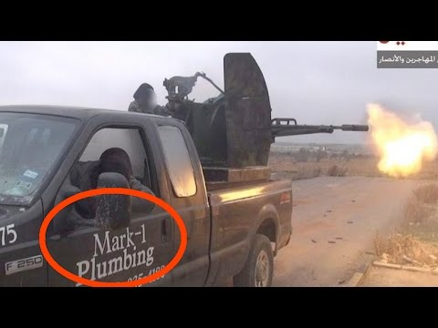 Plumber's Truck Gets SOLD TO ISIS | What's Trending Now
