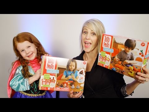 TUTTI FRUITTI MODELING DOUGH REVIEW