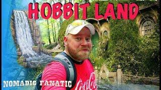 Vaughan Woods, & Hobbit Land in Augusta, Maine
