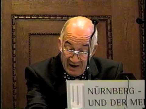 Robert H. Jackson Center (2005): Nuremberg Trip