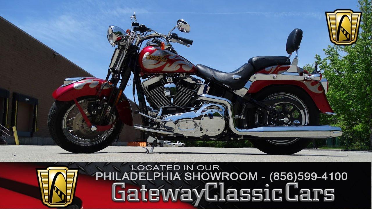 2005 Harley Davidson FLSTSI, Gateway Clic Cars Philadelphia ...