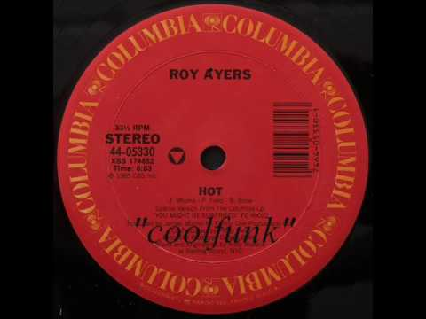"""Roy Ayers - Hot (12"""" Electro Boogie-Funk 1985)"""