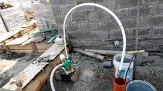 Система автономного водоснабжения на даче