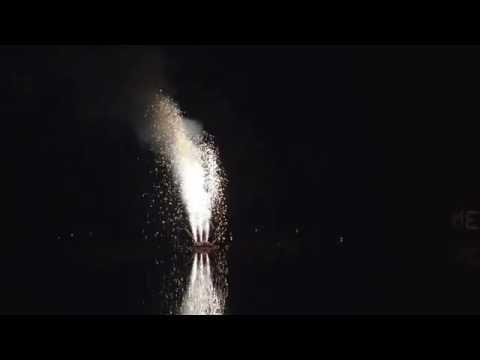 Feuerwerk Lichterfest Mehren 2016
