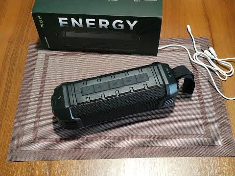 Акустическая система Pixus Energy Black (PXS005BK)