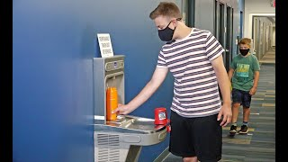 Drinking Fountain Safety Cover Kits