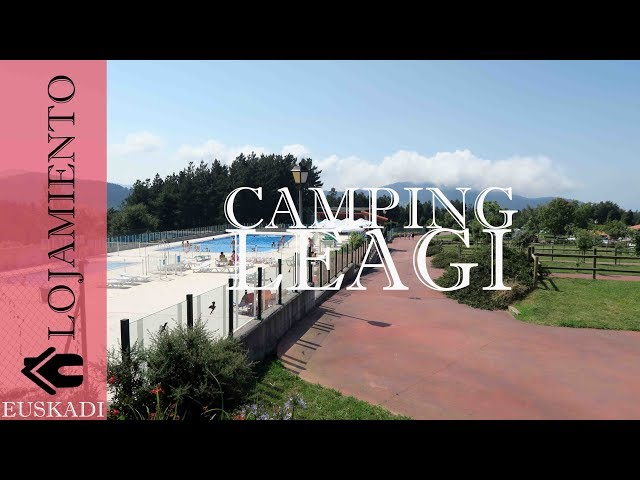 Camping Leagi en Lekeitio   Vizcaya