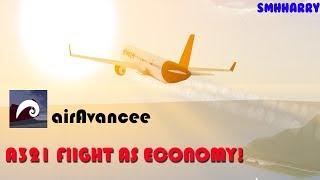 airAvancee Airbus A321 Flight!   ROBLOX