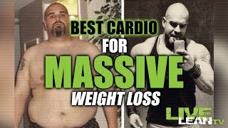 Best Cardio for Massive Weight Loss