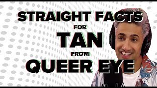How Well Does Queer Eyes Tan France Know The Other Fab Five?