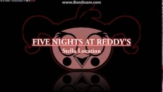 Five Nights at Reddy's: Stella Location