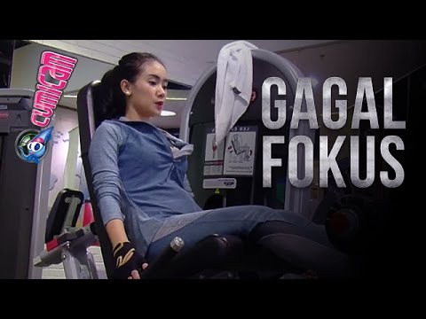Cita Citata Fitness, Bikin Pria Gagal Fokus - Cumicam 28 April 2017