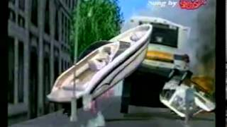 Runabout 3 (Playstation 2) - Retro Video Game Commercial 4