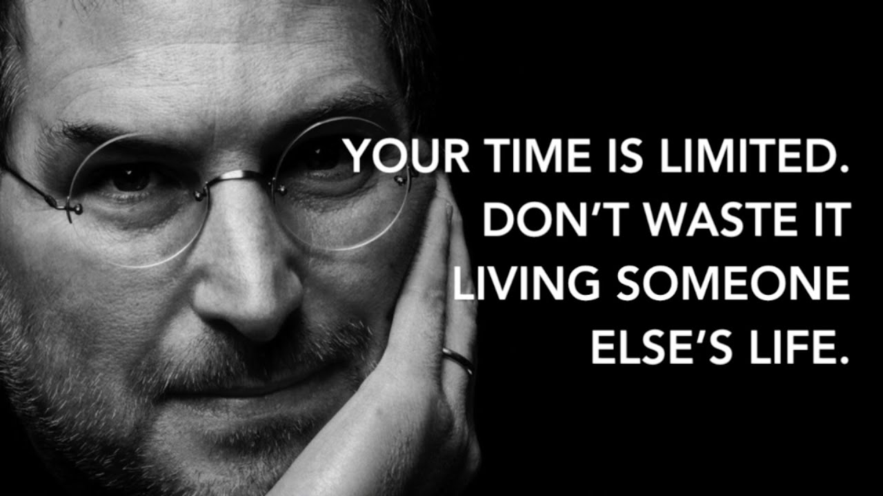 Steve Jobs Quotes On Life Classy Steve Jobs Inspirational Quotes  Youtube