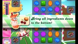 Candy Crush Saga Level 1431 walkthrough (no boosters)