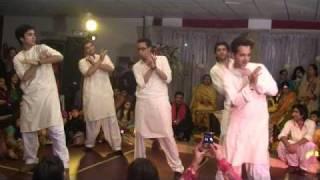 mehndi dance okara part 2