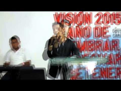 TESTIMONIO ANDRES MARTINEZ PAEZ   Y LA PARTICIPACION DE ABIASAT BRITO EN IGLESIA REINO DE DIOS.