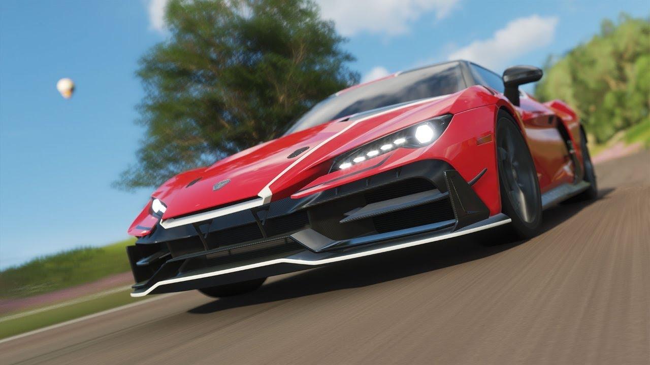 Forza Horizon 4 Update 16 Live Stream thumbnail