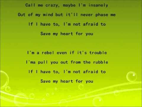 Jason Reeves - Save My Heart Lyrics