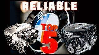 The 5 Most Reliable BMW Engines EVER