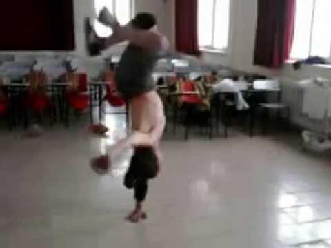 BBoy Hipnoz Jump