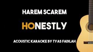 Honestly - Harem Scarem (Acoustic Guitar Karaoke Version)